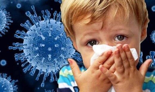 ماسک برای کودکان زیر ۲ سال ممنوع