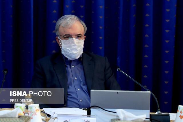 وزیر بهداشت: کرونا پیچیده است و ماهیت شتر، گاو، پلنگی دارد