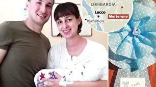 رخدادی عجیب در یکی از شهرهای ایتالیا/ تولد یک نوزاد بعد از 8 سال (+عکس)