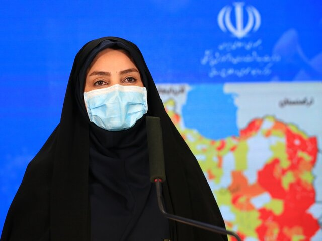 رکورد تازه کرونا/ ۲۳۵ نفر جان باختند/ / تهران در وضعیت قرمز قرار گرفت