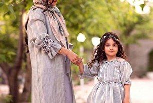 مدل مانتو ست مادر دختری (عکس)