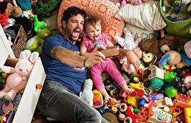 بازیکردن پدرها با بچههایشان چه تأثیری بر آیندۀ کودک دارد؟