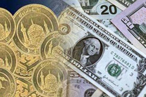 سکه، طلا و ارز