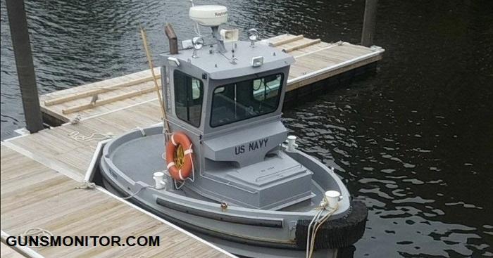 کوچکترین کشتی نیروی دریایی آمریکا! (+تصاویر)