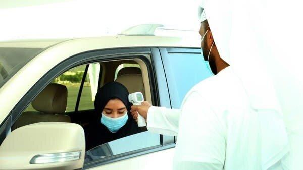 تست کرونا در امارات