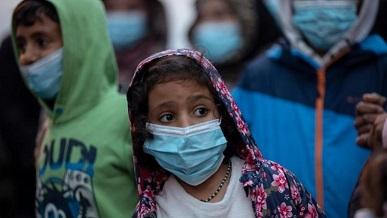 اولین مورد ابتلا به کرونا در بزرگترین اردوگاه پناهجویان یونان
