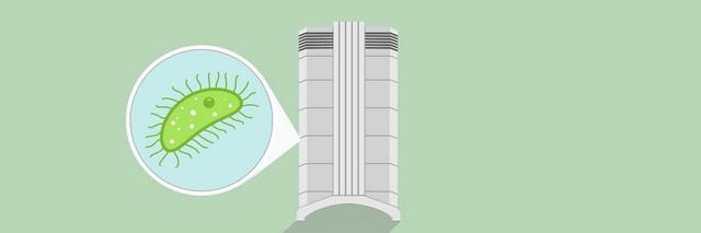 کاهش ریسک ابتلا به ویروس کرونا با تصفیه هوا