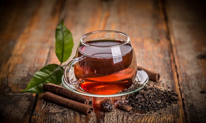 تسکین آسم با چای