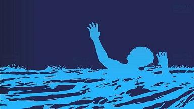نهنگ آبی ۳ جوان را در دریای خزر بلعید!