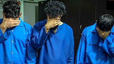 ۱۸ سال حبس برای ۳ داعشی در ایران/ چرا حکم اعدام صادر نشد؟