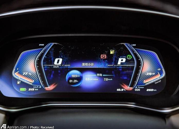 چانگان اوشان اکس7؛ طراحی متفاوت شاسی بلند چینی (+تصاویر)