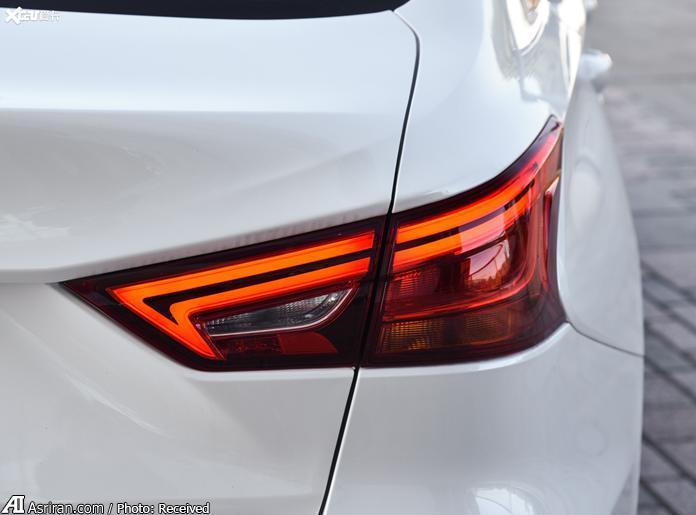 رائتون سی سی مدل 2020؛ سدان جدید چانگان در نسخه فیس لیفت(+تصاویر)
