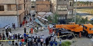 2 کشته بر اثر ریزش سقف ۱ سوپر مارکت در مشهد