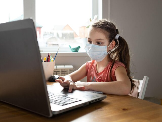 تاثیر کرونا بر فعالیت جسمانی کودکان
