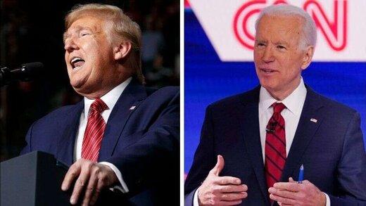 واکنش بایدن به اتهام ترامپ درباره مصرف مواد مخدر: او احمق است