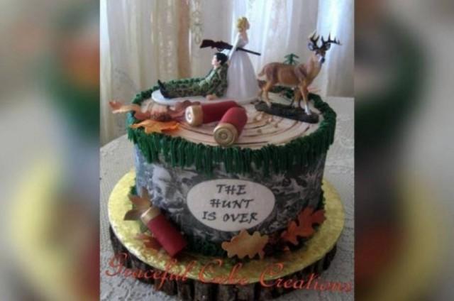 کیک عروسی در آمریکا