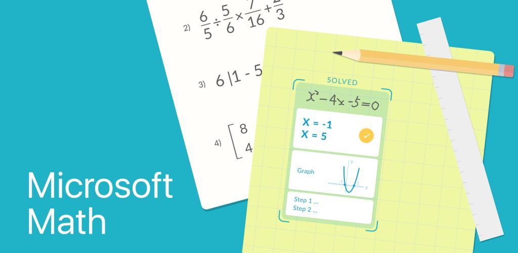 دانلود Microsoft Math Solver