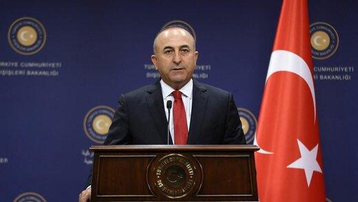 وزیر خارجه ترکیه: سامانه موشکی اس-۴۰۰ هنوز فعال نشده است/ یونان باید از رفتار تمامیتخواهانه دست بردارد