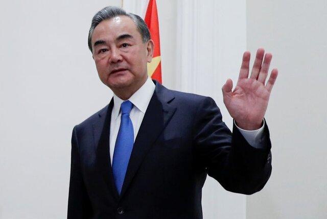 وزیر خارجه چین: نیروهای خارجی افغانستان را ترک کنند