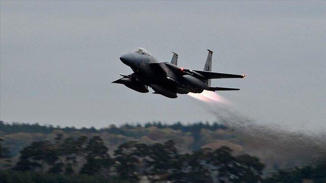 آمریکا ۴ فروند جنگنده به افغانستان داد
