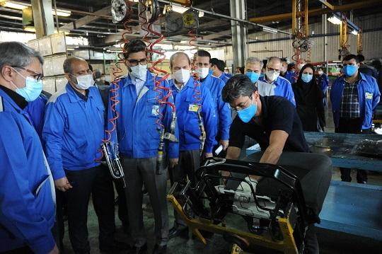 تاکید ایران خودرو بر سرعت فرآیند تجدید ارزیابی داراییهای نماد «خمهر»
