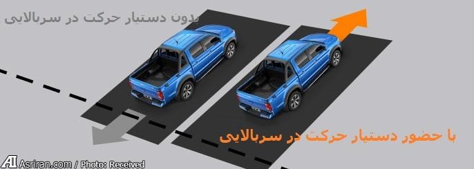 جک تی8؛ محصول جدید JAC  در بازار ایران/ پیکاپ مجهز به امکانات روز و پیشرانه توربو (+تصاویر)