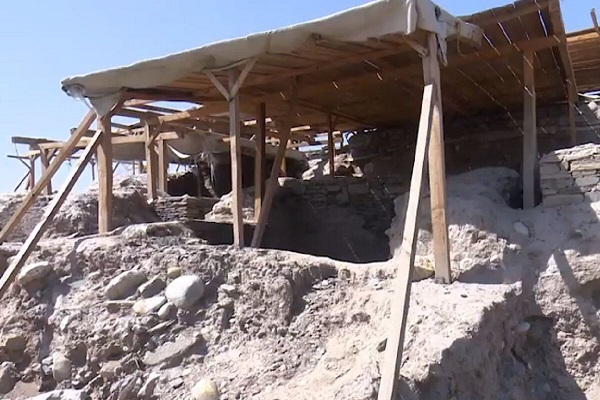 کشف یک زندان ۲۵۰۰ ساله در ننگرهار افغانستان