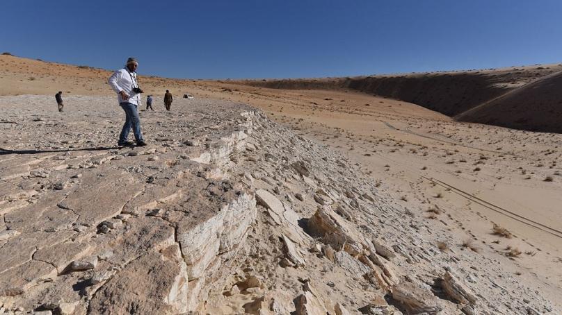 کشف ردپای ۱۲۰ هزار ساله انسان خردمند در شمال عربستان