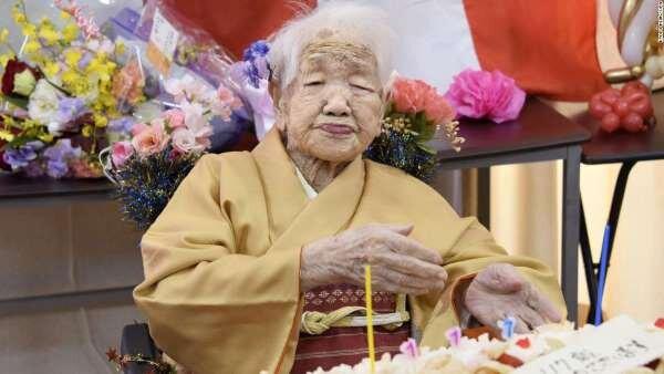 از هر 1500 ژاپنی یک نفر بالای 100 سال است