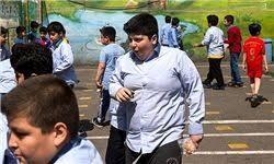 زنگ خطر ابتلا به چاقی بدلیل کم تحرکی کرونایی در دانش آموزان