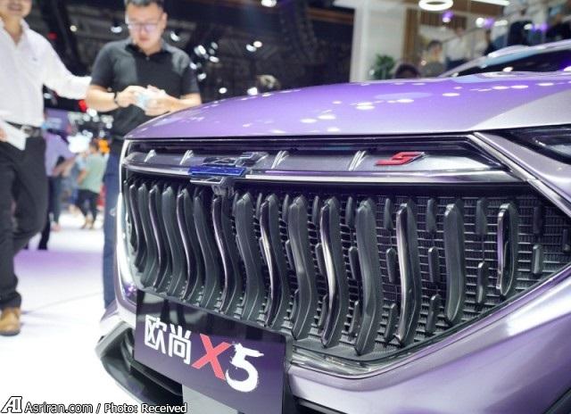 شاسی بلند جدید چانگان معرفی شد/ اوشان اکس5 رونوشتی از محصولات روز صنعت خودرو (+تصاویر)