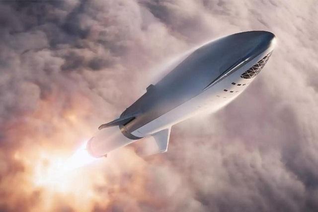موشک مسافربری تسلا تولید خواهد شد/ راهکاری برای پرواز 11 هزار کیلومتر در 39 دقیقه! (+عکس)