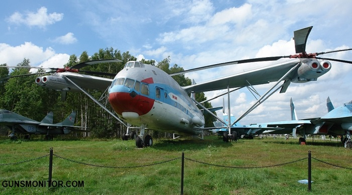 داستان یک غول بی مصرف!/ میل V-12 پروژه ناموفق شوروی(+عکس)