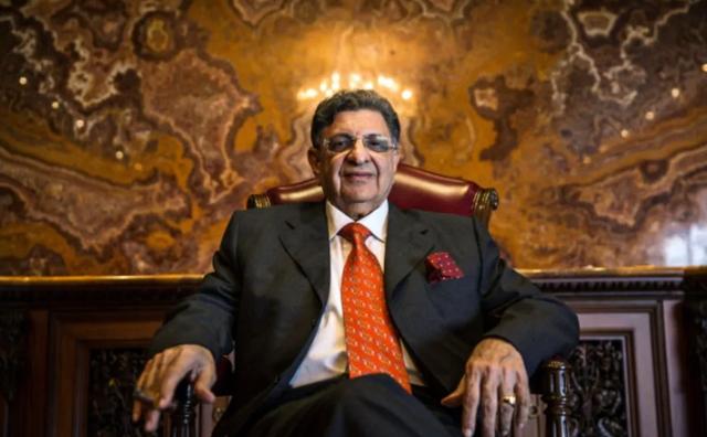وعده مرد پارسی هند برای تامین 20 میلیون واکسن کرونا برای ایران (+عکس)