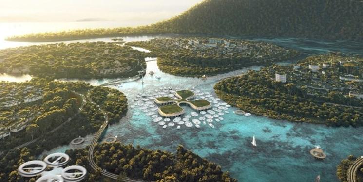 مالزی سه جزیره مصنوعی میسازد!!