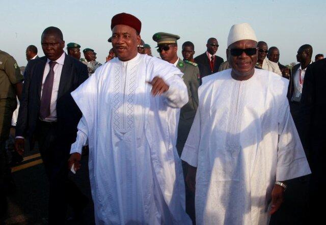 مالی؛ رئیس شورای نظامی کودتاگران