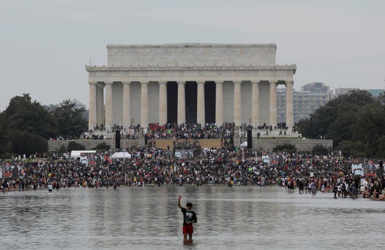 تظاهرات آمریکا