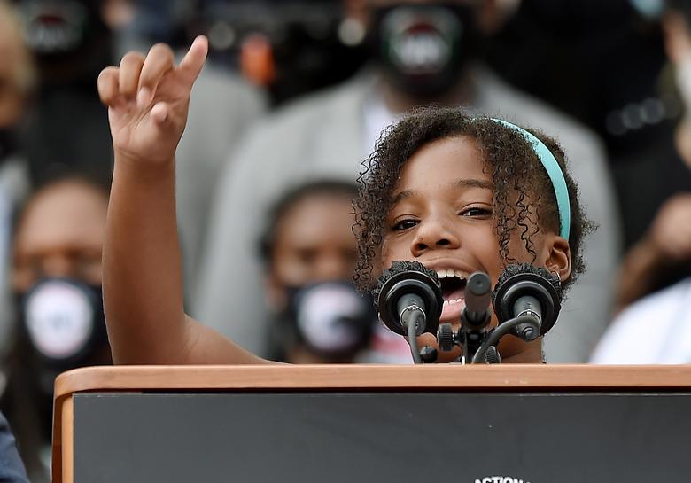 تظاهرات آمریکا ضد نزادپرستی