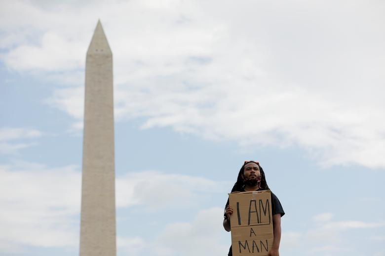 تظاهرات آمریکا علیه نژادپرستی