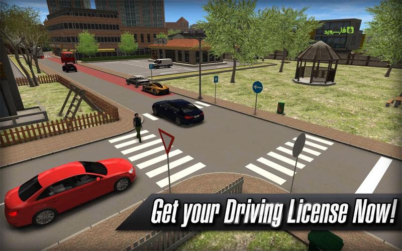 دانلود بازی رانندگی در شهر