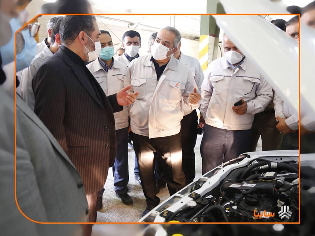 وزارت صمت: موضوع احتكار خودرو در گروه خودروسازي سايپا منتفي است