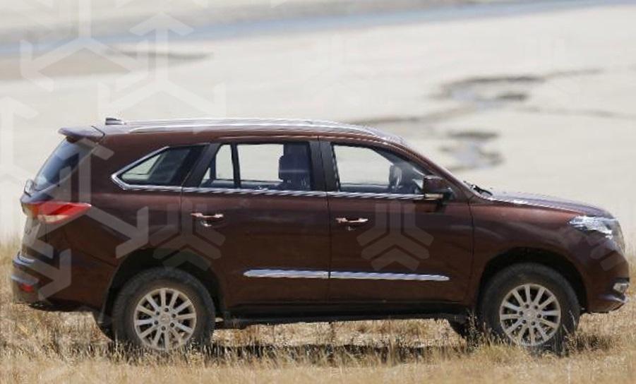 مدیرعامل سایپا: تولید نخستین خودرو شاسیبلند آفرودی درسایپا/ SUV جدید به زودی رونمایی و سال آینده وارد بازار میشود (+عکس)