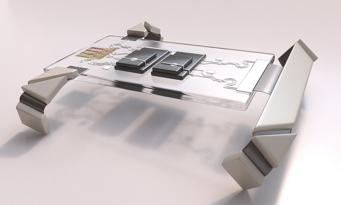 معرفی ربات چهارپا با هدف نابودی سلولهای سرطانی