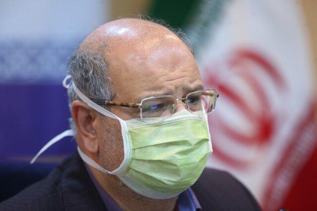 درخواست زالی به استاندار تهران/ تعطیلی و اعمال محدودیتهای یک هفتهای