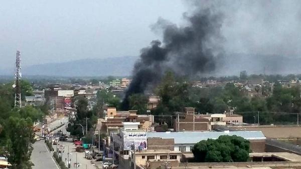 ۱۸ تن کشته و ۴۰ زخمی در پی انفجار در افغانستان