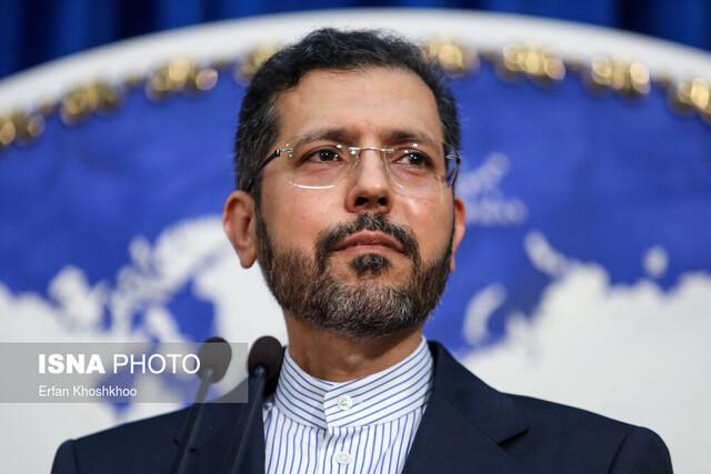 هشدار ایران نسبت به تعرض هر یک از طرفهای درگیر در منطقه به خاک کشورمان