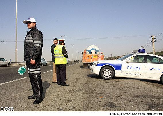 پلیس راه خوزستان: به هر نحو ممکن از حضور زائران در مرزها جلوگیری می کنیم
