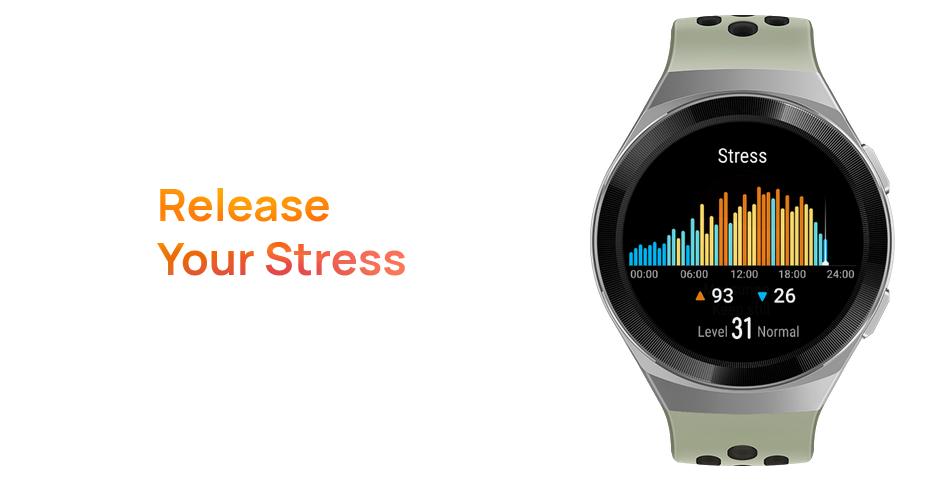 چگونه ساعت Huawei Watch GT 2e از سلامتی کاربر محافظت میکند؟