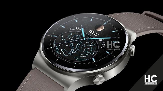 ساعت Watch GT 2 Pro اولین ساعت مجهز به سیستم عامل هارمونی