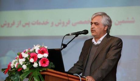پیام تبریک مدیرعامل صنایع خودروسازی کرمان به وزیر جدید صمت